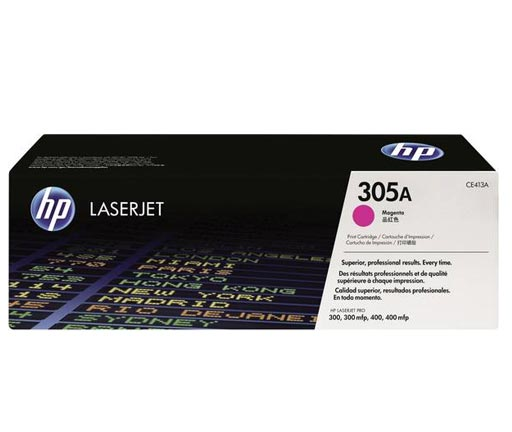 HP 305A Magenta Toner Cartridge