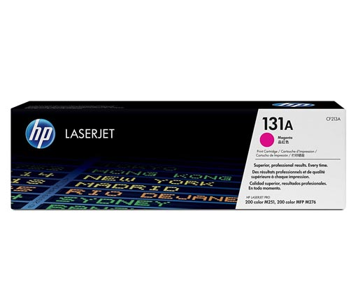 HP 131A Magenta Toner Cartridge