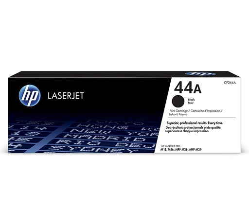 HP 44A Black Toner Cartridge CF244A