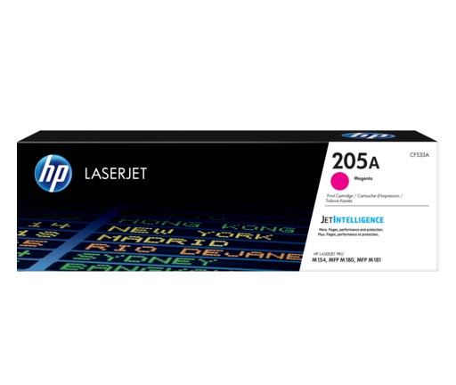 HP 205A Magenta Toner Cartridge