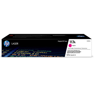HP 117A Magenta Toner Cartridge