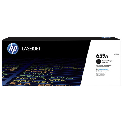 HP 659A Black Toner Cartridge W2003A