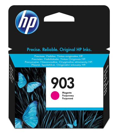 HP 903 Magenta Ink Cartridge T6L91AE