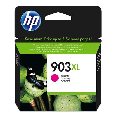 HP 903XL High Yield Magenta Ink Cartridge