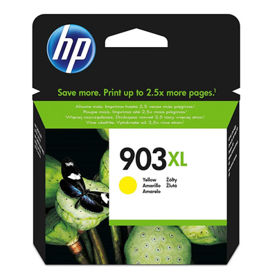HP 903XL High Yield Yellow Ink Cartridge