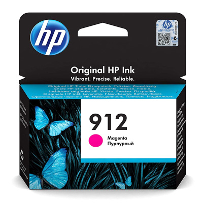 HP 912 Magenta Ink Cartridge 3YL77AE