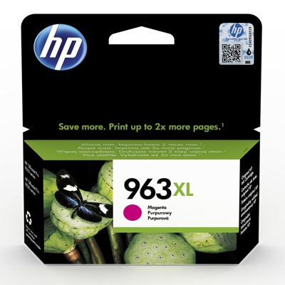 HP 963XL Magenta High Yield Ink Cartridge