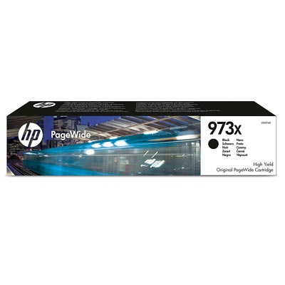 HP 973X Black High Yield Ink Cartridge