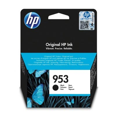 HP 953 Black Ink Cartridge, L0S58A