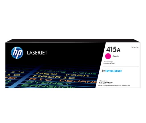 HP 415A Magenta Toner Cartridge